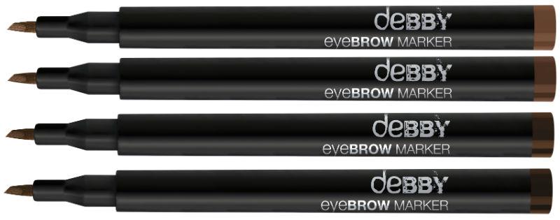 deBBy-2016-EyeBROW-sopracciglia
