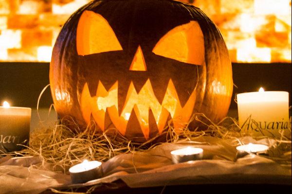 Trattamenti Halloween alle Terme di Sirmione, presso l'Aquaria Thermal Spa
