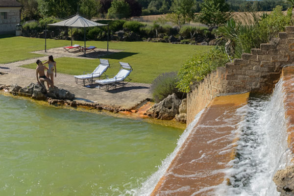 La Bagnaia Golf &SPA Resort - La piscina termale