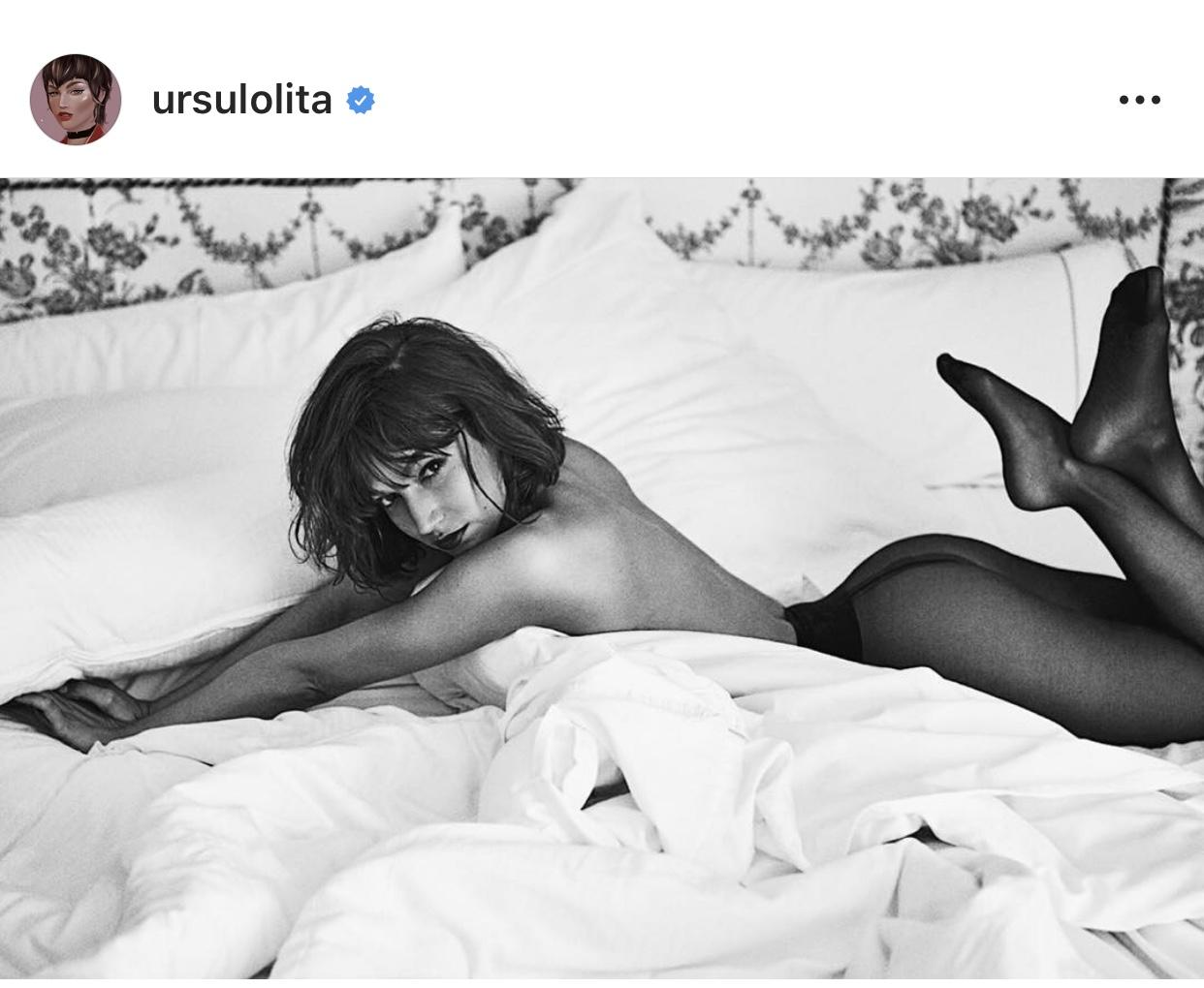 Úrsula Corbero - Instagram