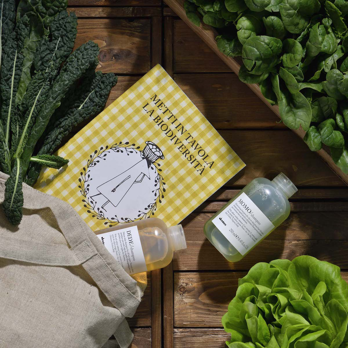 Earth Day 2020 Davines_Food for Change