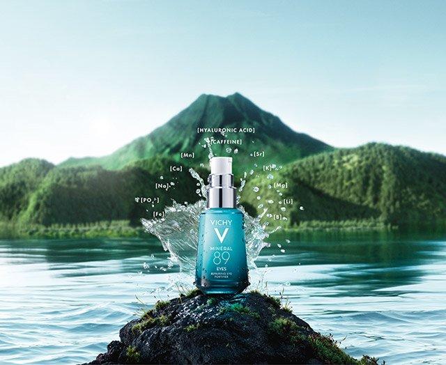 Contorno occhi Vichy Mineral 89