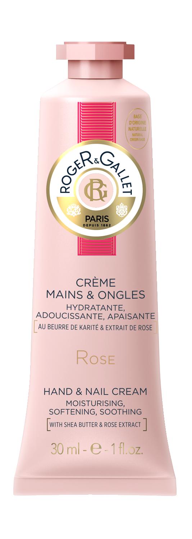 Roger&Gallet Rose Hand & Nail Cream