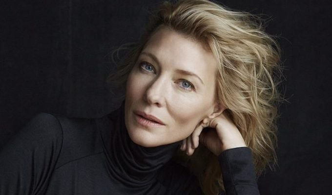 Cate Blanchett - Biennale