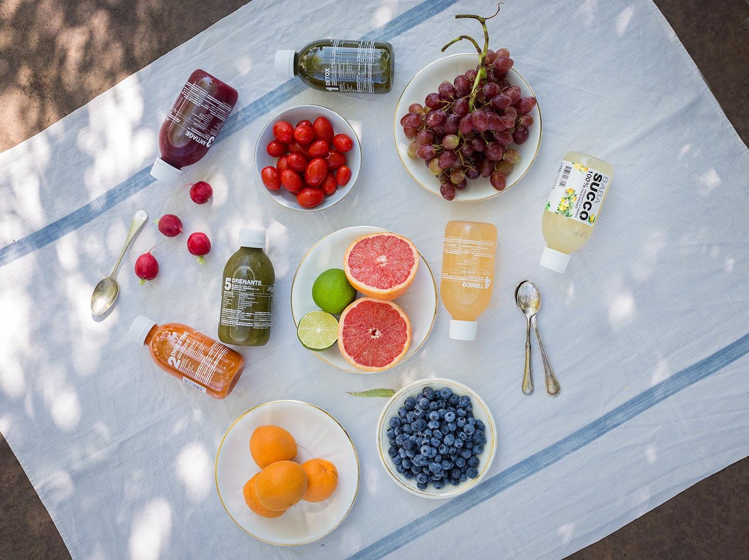dieta liquida trattamento detox babasucco