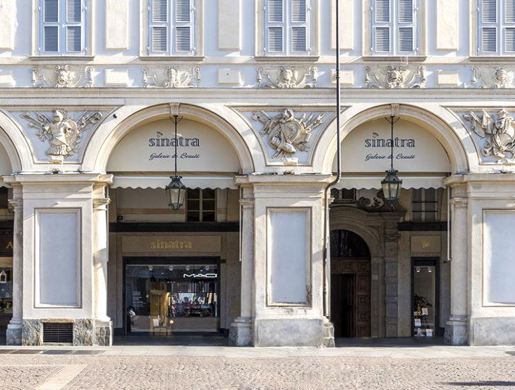 Profumerie Sinatra Cushy Shopping