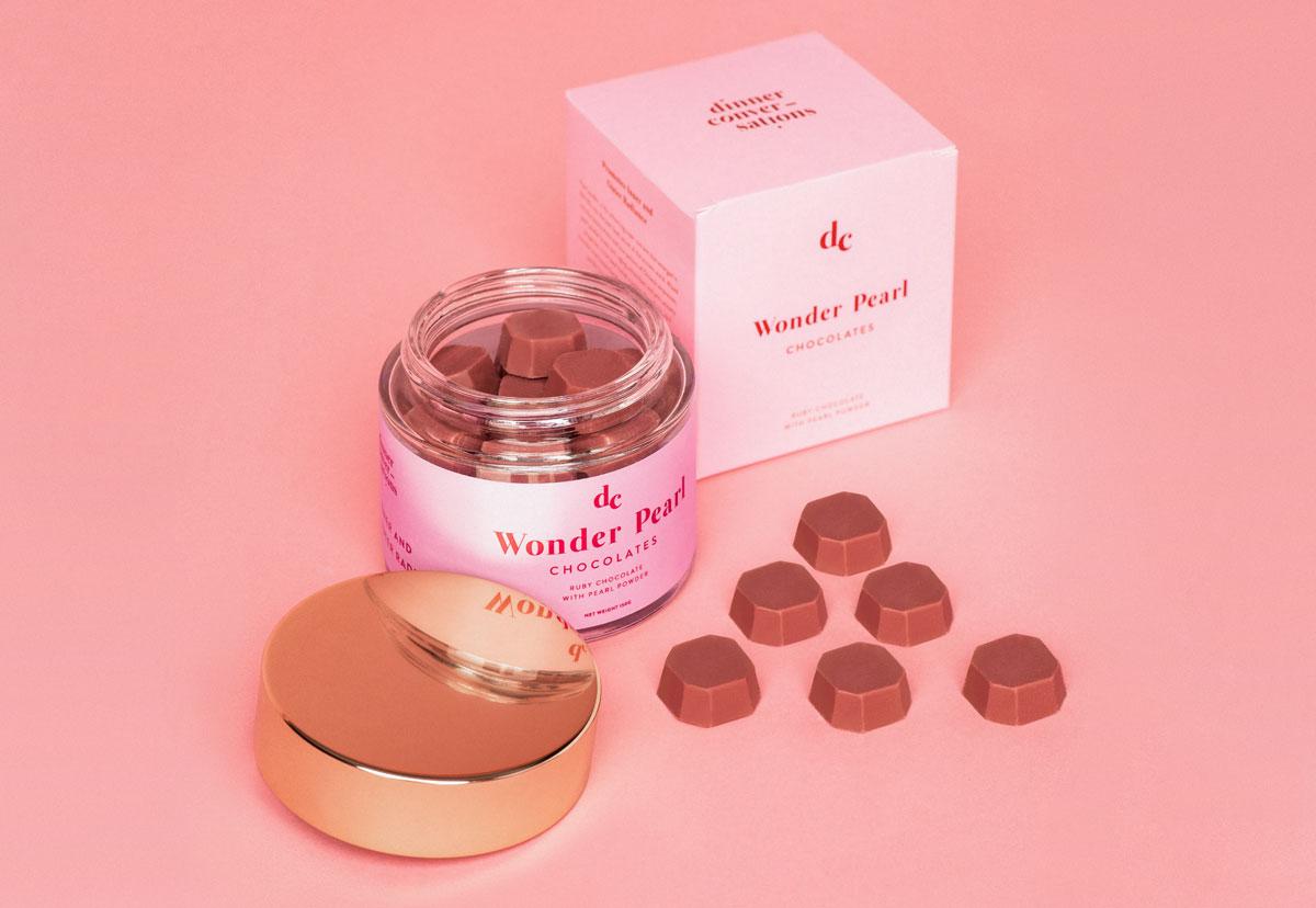 Wonder Pearl cioccolatino
