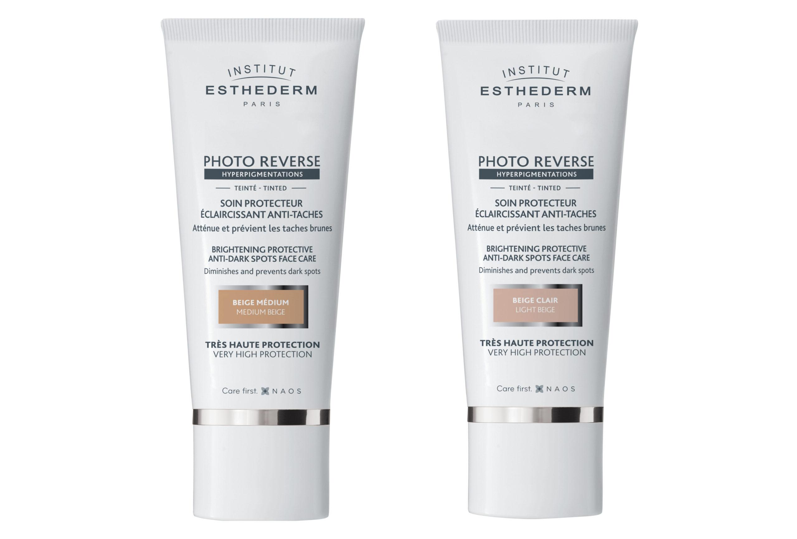 Make-up mascherina Fondotinta Institut Esthederm
