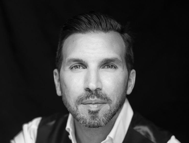 George Kontakos in L'Oréal Italia