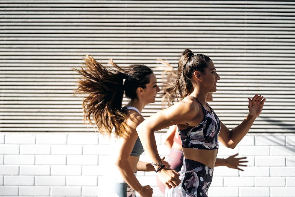 run sport girls