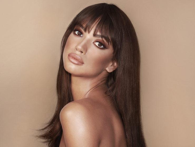 Charlotte Tilbyri Model Larissa