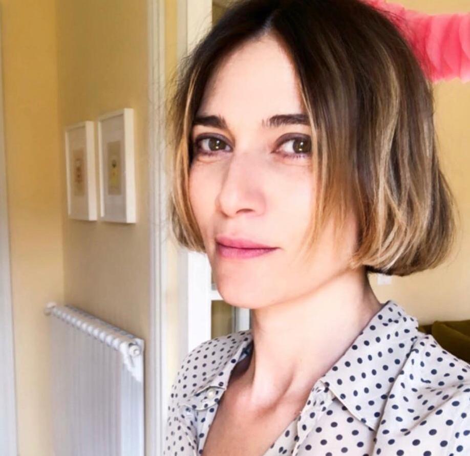 Il bob corto di Anna Foglietta