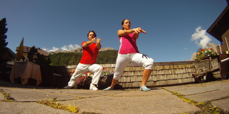 Con la ginnastica LnB Motion si recupera energia ed elasticità corporea.