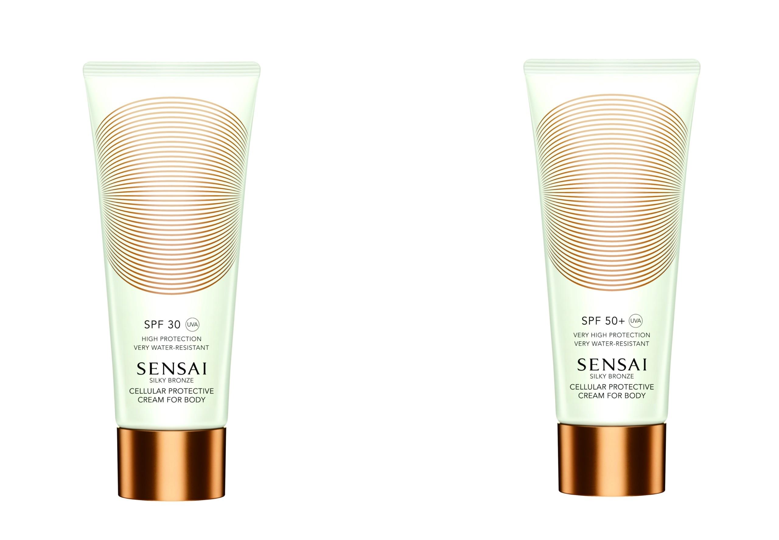Sensai Cellular Protective Cream For Body