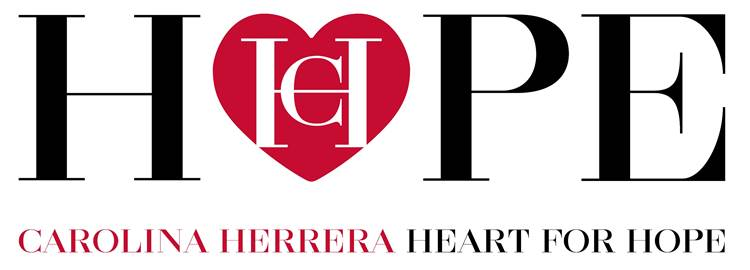 carolina Herrera Heart for Hope