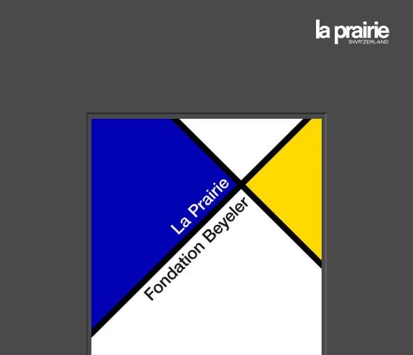 La Prairie e la Fondation Beyeler per Mondrian