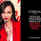 L'Oréal Paris milano fashion week
