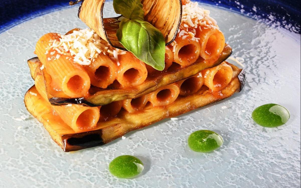 Ricetta Pasta alla Norma Terrammare Milano