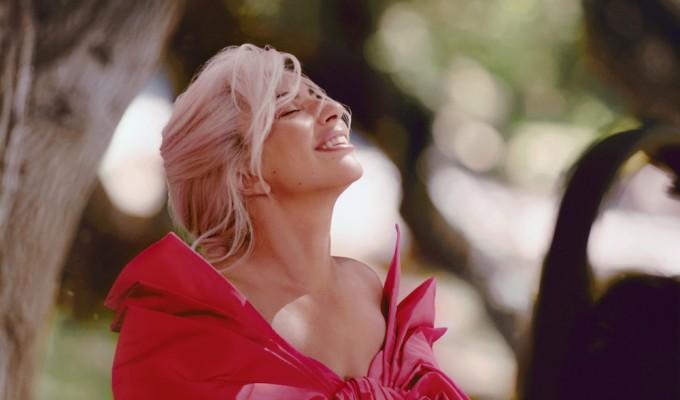 Valentino Voce Viva Lady Gaga