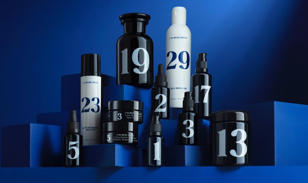 i numeri primi cosmetica bio