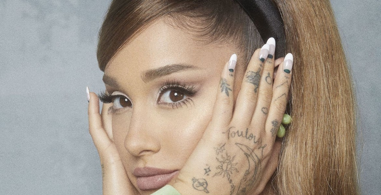 Ariana Grande Positions video