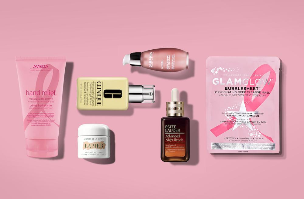 Breast Cancer Campaign di The Estée Lauder Companies Italia, ottobre mese prevenzione