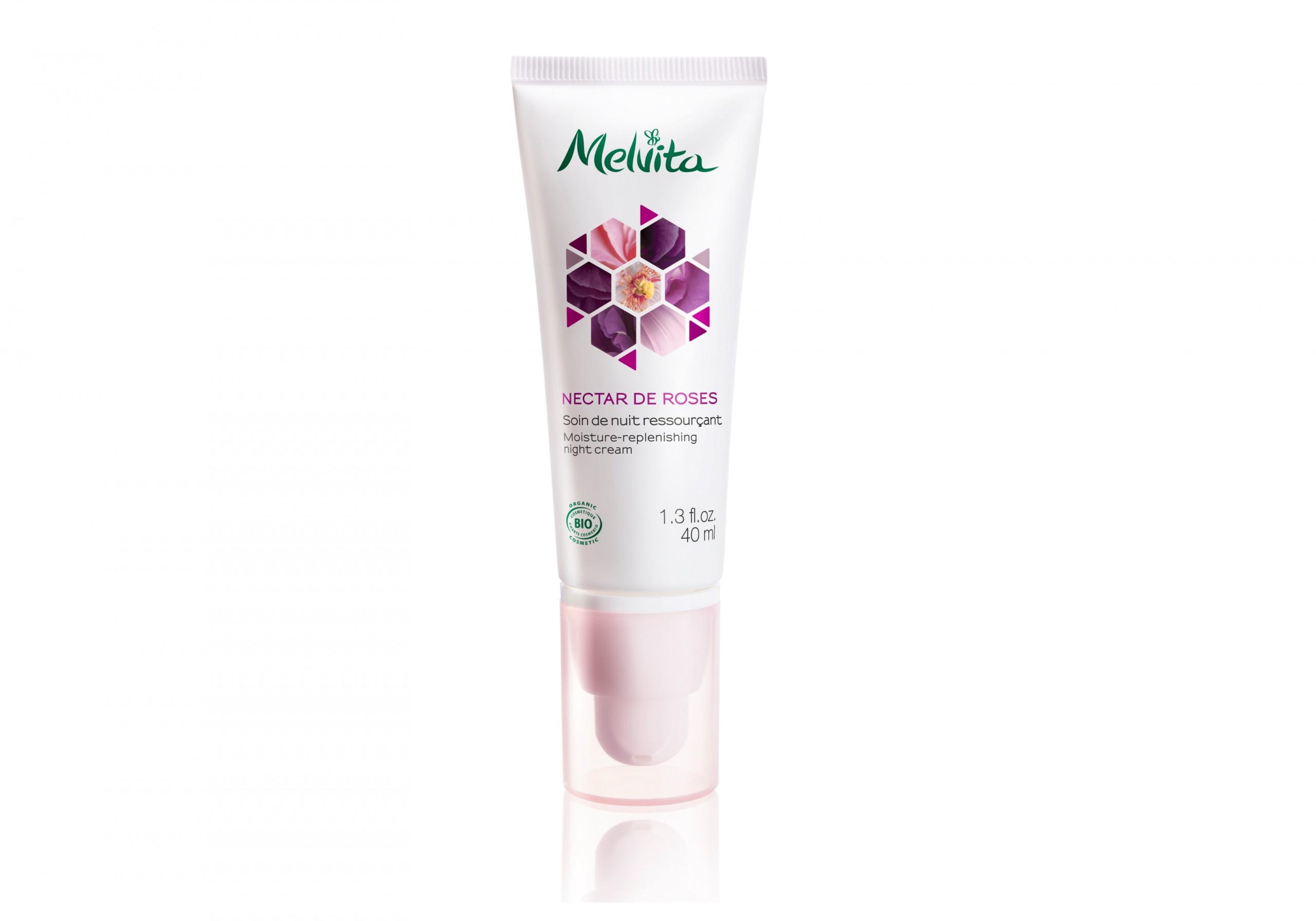 Crema Notte Melvita Nectar De Rose