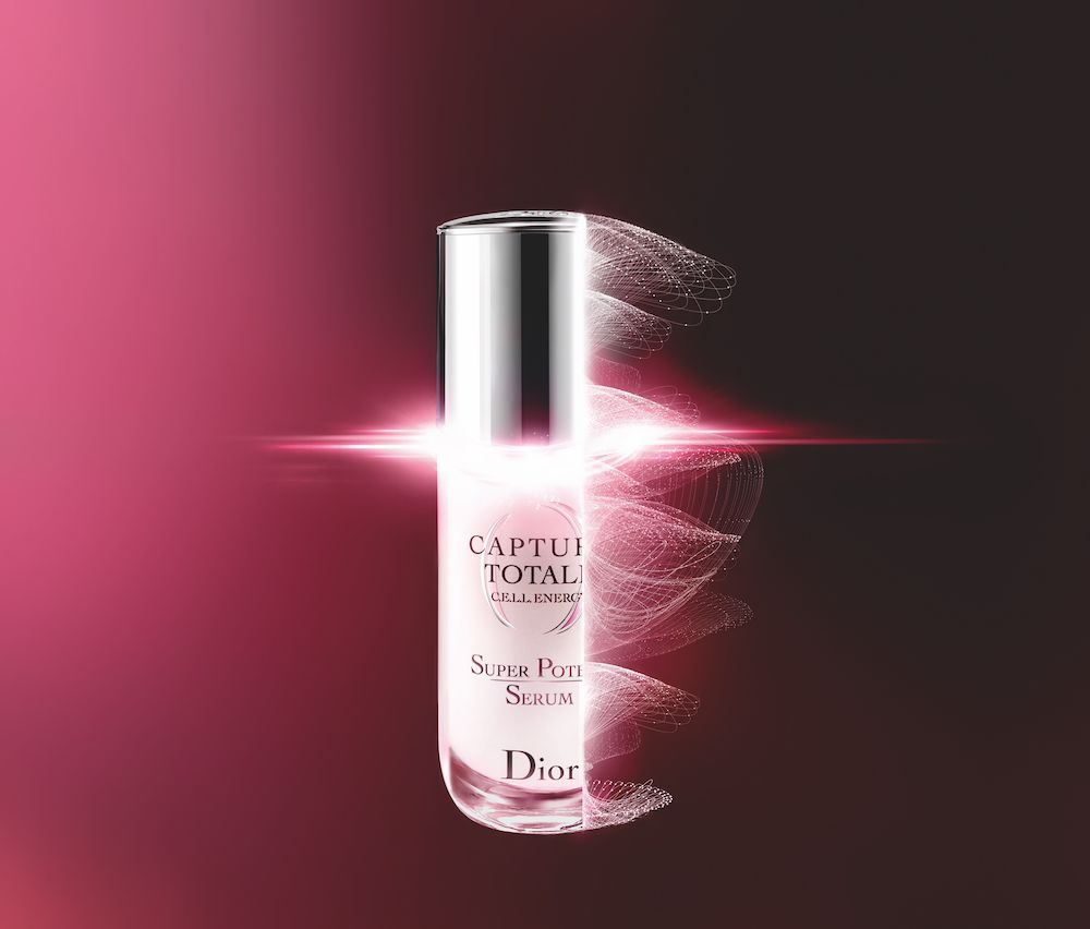 Dior Skincare Talk Capture Totale Super Potent Serum