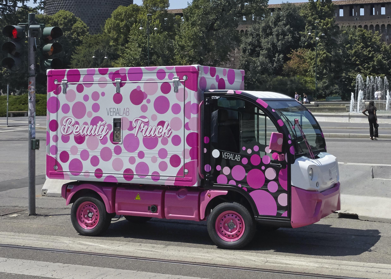 Estetista Cicnica Beauty Truck