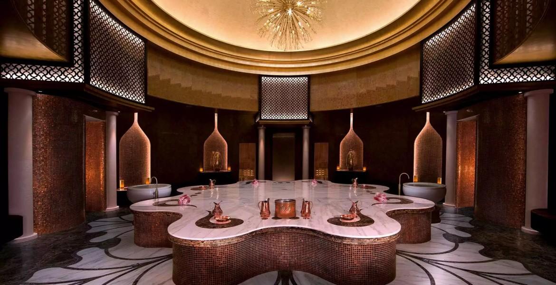 Ecco l'Anantara SPA dell'Anantara Eastern Mangroves Abu Dhabi Hotel