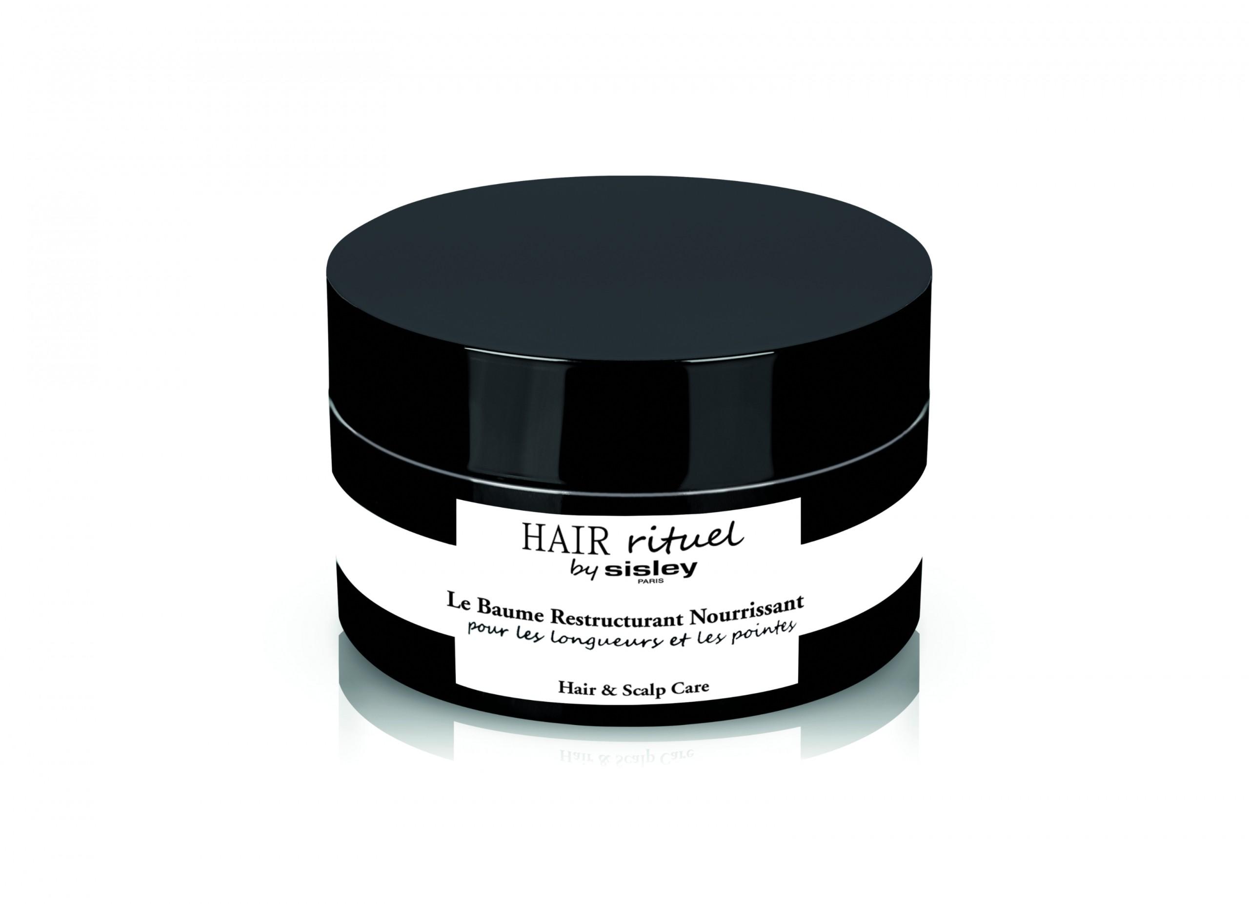 Maschera Sisley capelli danneggiati
