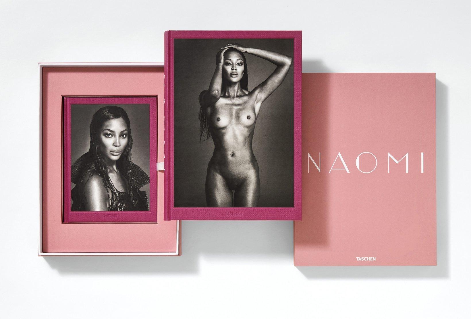Naomi Campbell Updated Editon Book Taschen