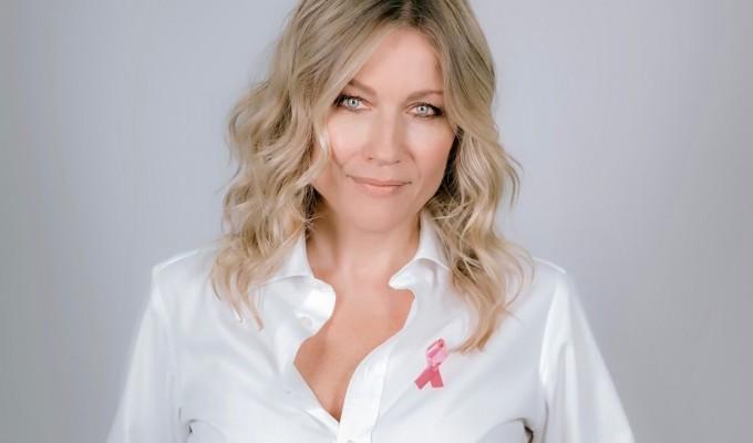 Ottobre mese prevenzione tumore Natasha Stefanenko Nostro Rosa