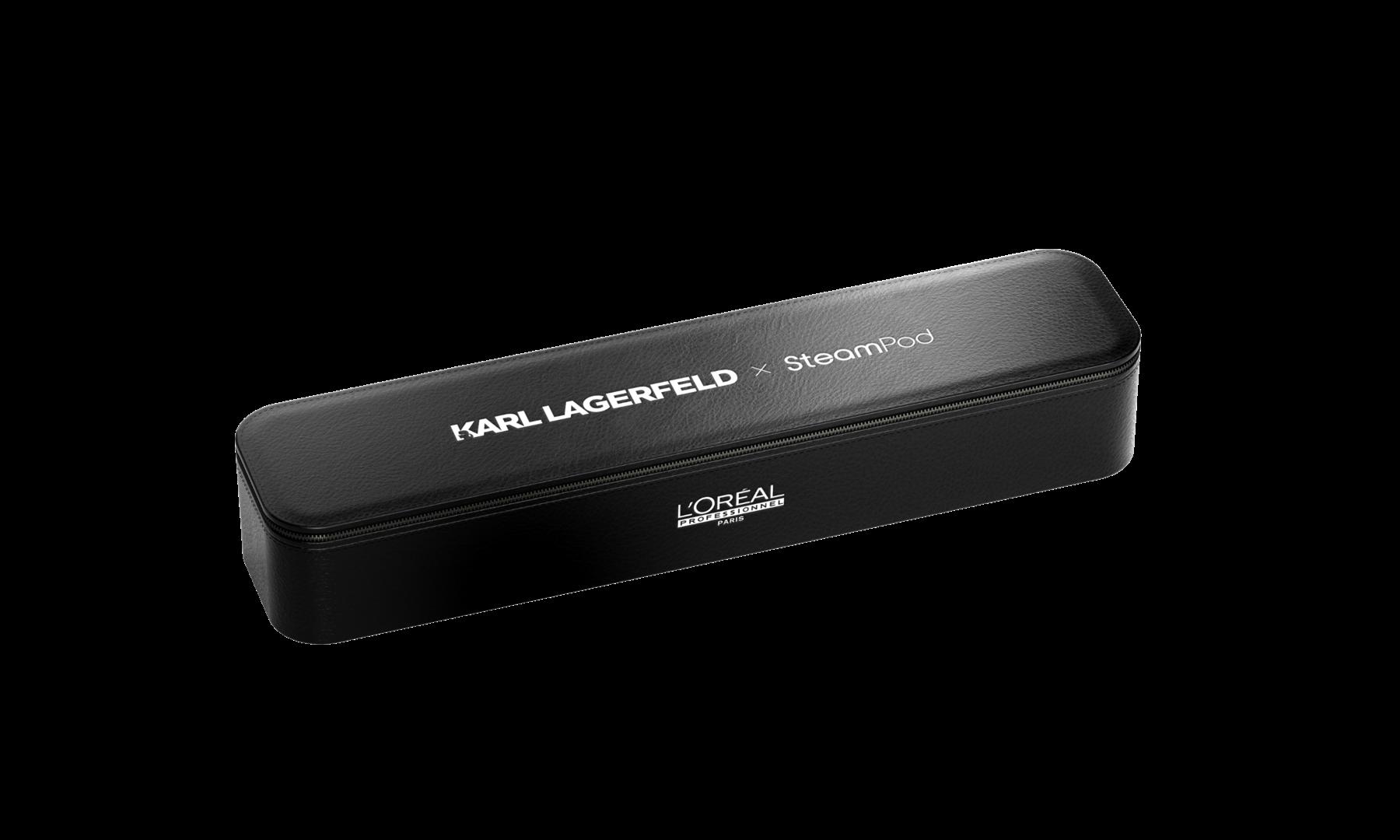 Piastra SteamPod L'Oréal Professionnel Karl Lagerfeld