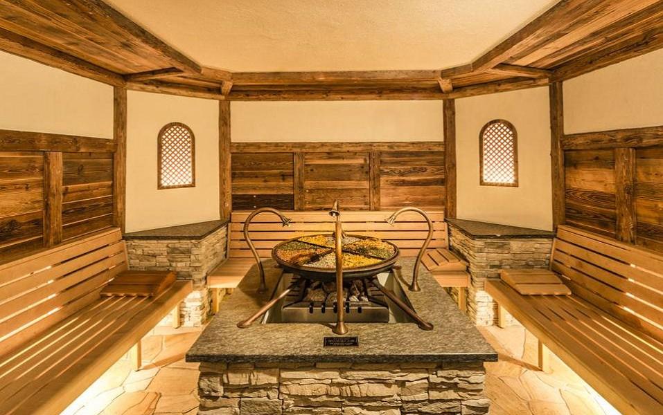 Bagni di sauna o aufguss