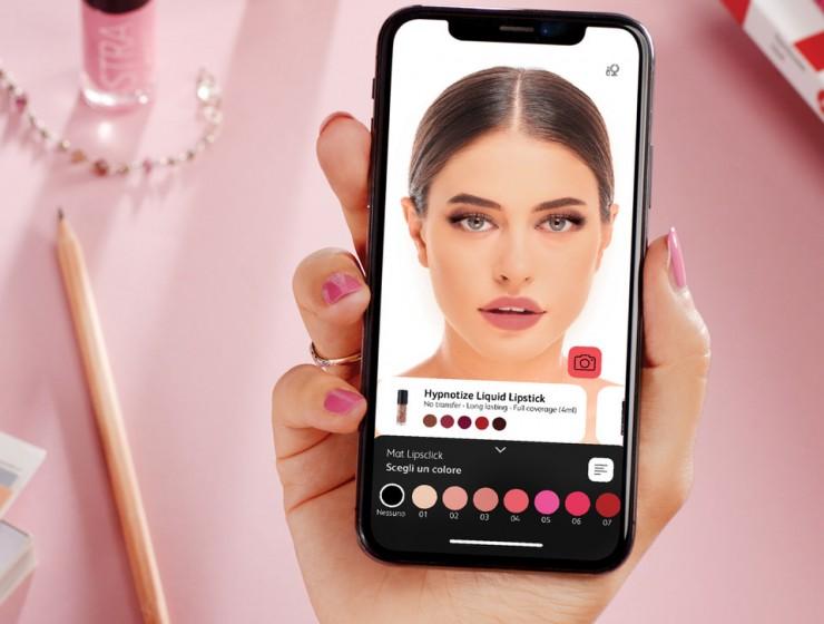 astra make-up app
