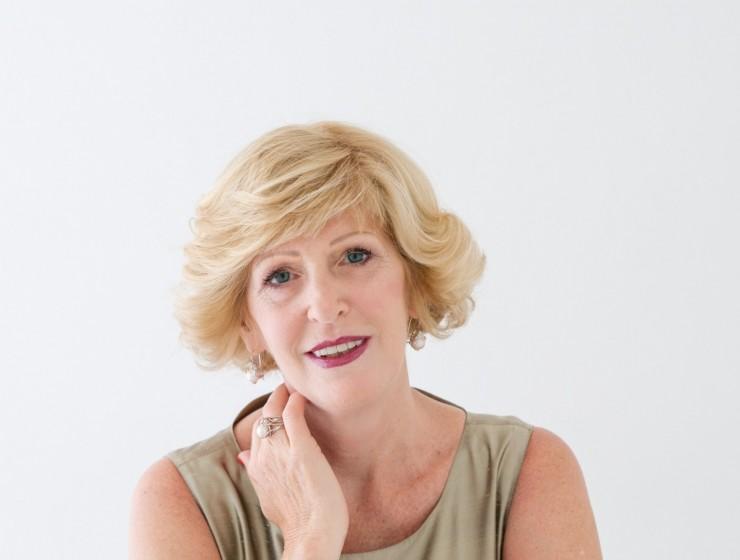 Anna Segatti - Presidente La forza e il sorriso Onlus - ph Elena Kloppenburg