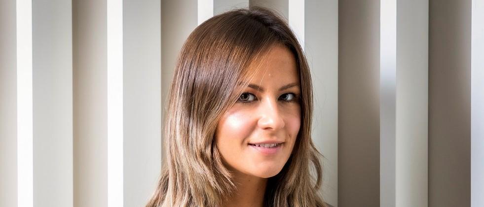Cristiana Villani PR Manager Guerlain