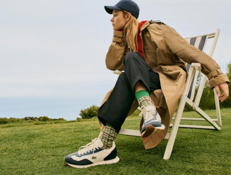 Match Break Lacoste sneakers