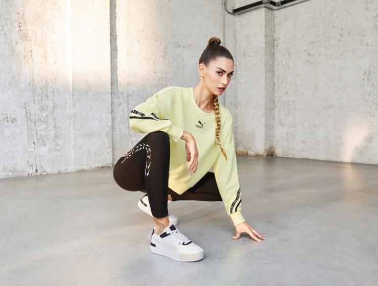 Melissa Satta, ELEVATE Pack Puma, Cisalfa Sport