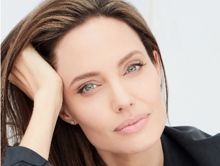 """Guerlain Angelina Jolie """"Women for Bees"""""""