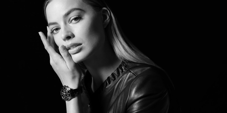 Margot Robbie Chanel J 12 Ph Courtesy Chanel