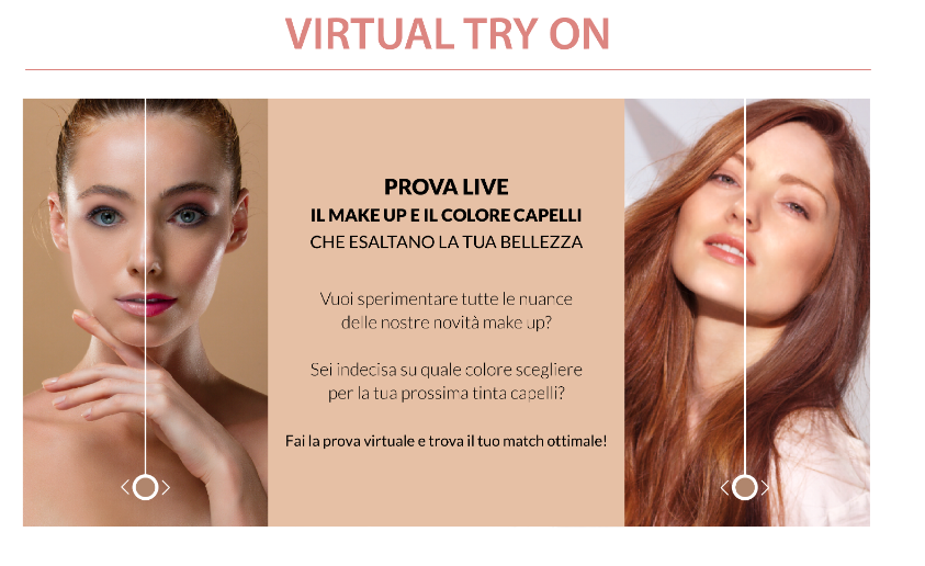 BioNike Virtual Try-On