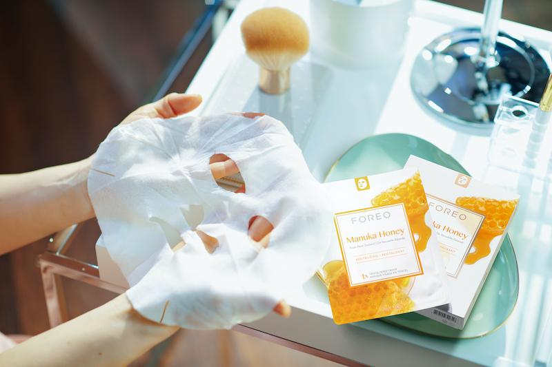 trattamento skincare viso estet, Foreo - Manuka Honey