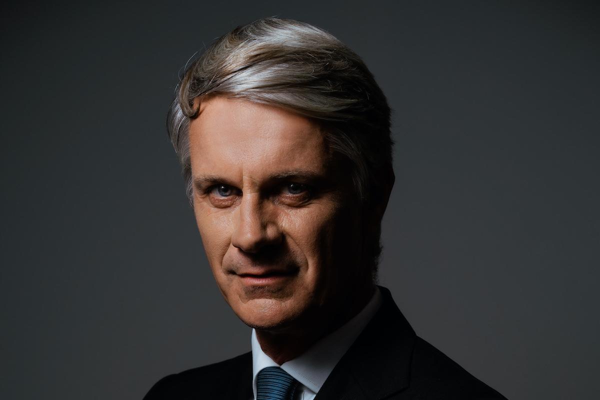 Edoardo Bernardi, Federica Polinori General Manager, Canada, The Estée Lauder Companies