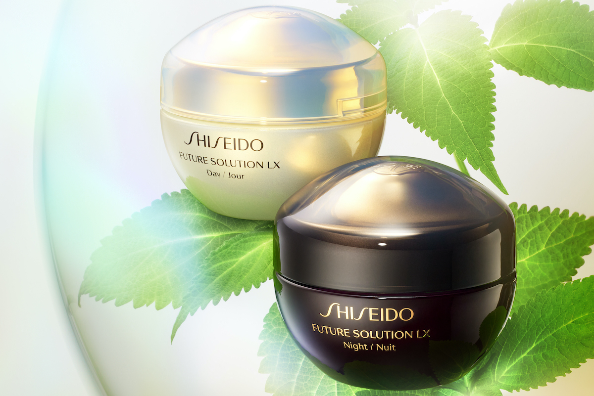 bellezza sostenibile, shiseido future solution